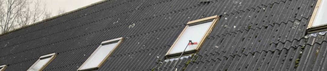Naborabat på vinduespolering i Rødovre