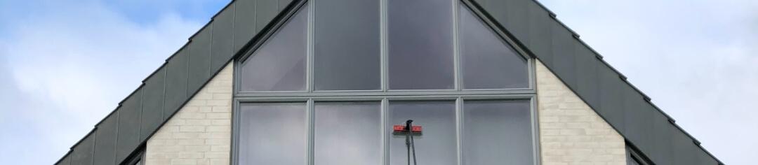 Naborabat på vinduespudsning i Havdrup