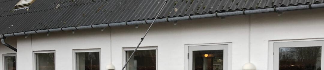 abonnement på vinduespudsning i Glostrup